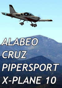 ALABEO - CRUZ PIPERSPORT X-PLANE 10