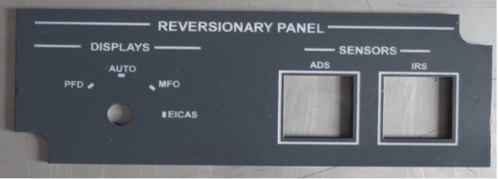 GWI - EMBRAER 170 REVERSIONALY PANEL - MP-REV