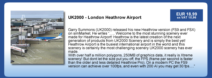 UK2000 - London Heathrow